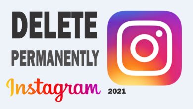 Photo of How to delete your Instagram account permanently in 2021