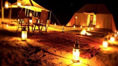 Photo of Overnight Desert Safari – A Camping Experience at the Arabian Desert
