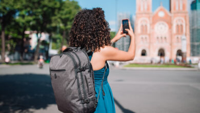 Photo of Ideas That Help Make Traveling Less of a Burden