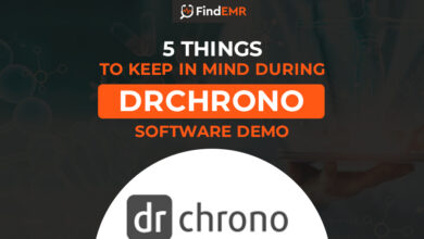 Photo of 5 Things to Keep in mind during DrChrono EMR Demo