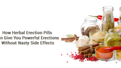 Photo of How Herbal Erection Pills Can Give You Powerful Erections Without Nasty Side Effects