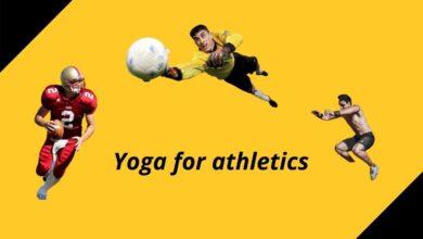 Photo of Yoga For athletics