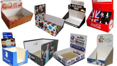 Photo of Interesting facts to know about Custom Cardboard counter display boxes to Boost up Brands' Sales