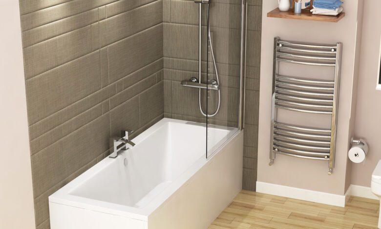 Double Ended Bathtub