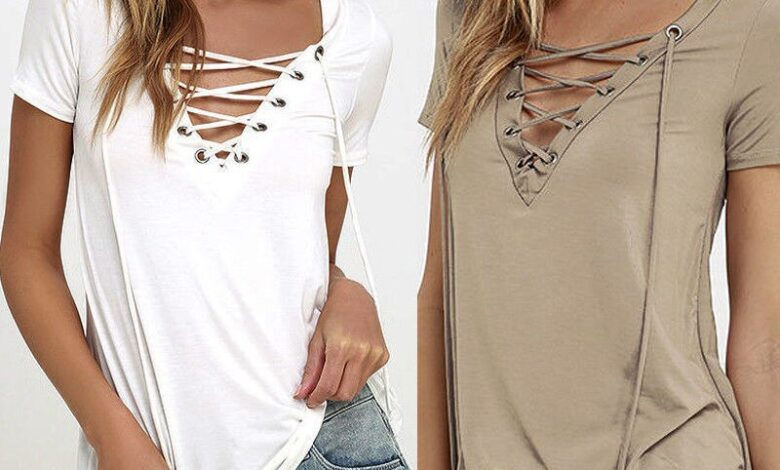 It Is Very Easy To Look Bold And Pretty With Womens Tops - Learn Fashion Here!