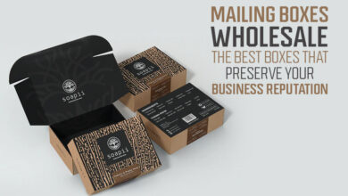 Photo of Mailing Boxes Wholesale – The Best Boxes that Preserve Your Business Reputation