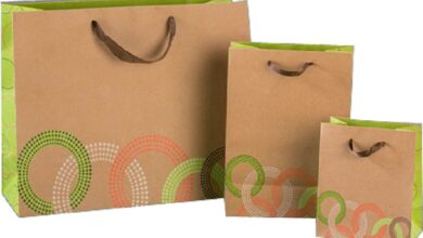 Photo of Benefits of Paper Bags – Paper Bags Manufacturer