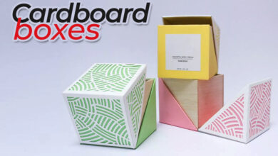 Photo of THINGS YOU SHOULD CONSIDER BEFORE CHOOSING A CARDBOARD BOXES