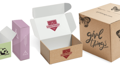 Photo of CUSTOM PRINTED DONUT BOXES