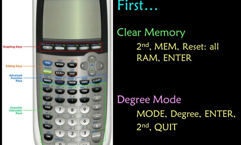 how to clear calculator