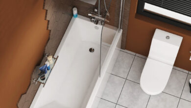 Photo of Double Ended Bathtub