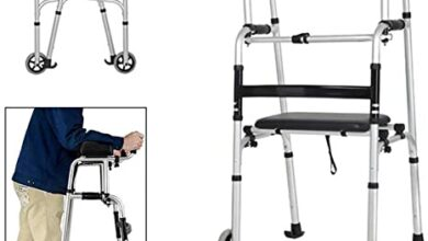 Photo of Walking Frames Offer Greater Mobility and Independence