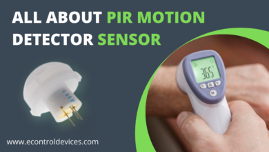 Photo of All About PIR Motion Detector Sensor