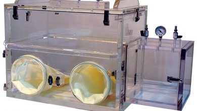 Photo of Methods  to be used for a compact vacuum glove box