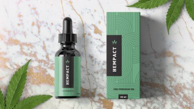 Photo of Get the Best Hemp Oil Boxes Customized In The USA.