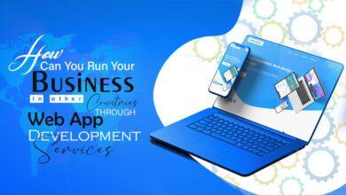 Photo of Run your Business through Web App Development Services