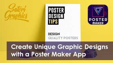 Photo of Create Unique Graphic Designs with a Poster Maker App