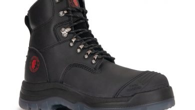 Photo of What are zipper work boot?