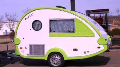 Photo of Teardrop Caravans camper trailer used