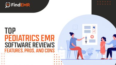Photo of Top Pediatric EMR software Reviews, Features, Pros, and Cons