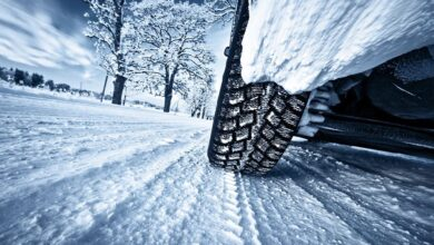 Photo of How to choose winter tyres? Which is better: spikes or Velcro?