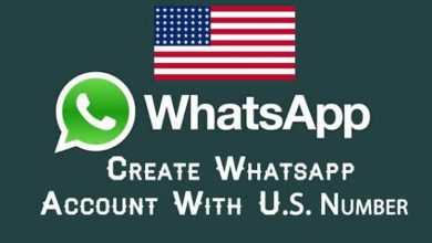 Photo of How to Create Whats App Account with US +1 Country number