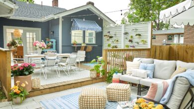 Photo of Top 10 Simple Ideas For Decorating Your Home During Summer