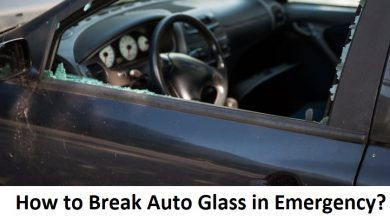 Photo of How to Break Auto Glass in Emergency