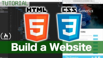Photo of Build Website CSS and HTML
