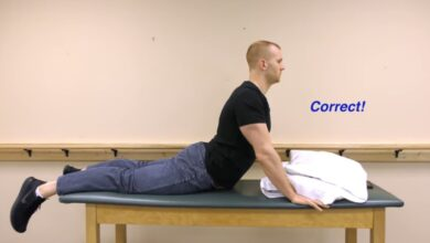 Photo of 5 Safe Exercises for Bulging Disc