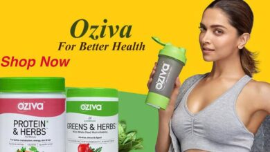 Photo of OZiva Plant-Based Proteins for best health benefits