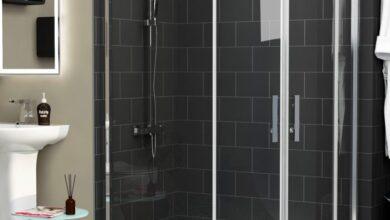 Photo of Five Types of Quadrant Offset Shower Enclosure