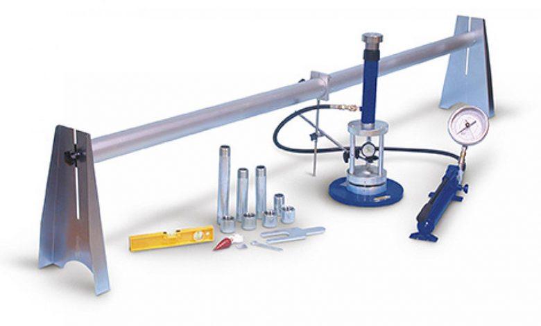 soil test engineering test equipment