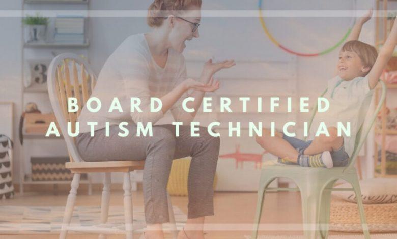Board Certificated Autism Technicians