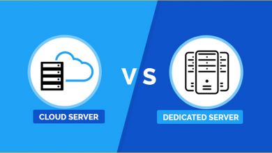 Photo of 5 Differences between Cloud and Dedicated Server