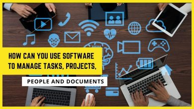 Photo of How can you use software to manage tasks, projects, people and documents