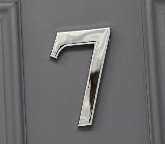 Home Door Numbers