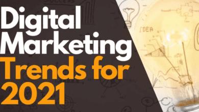 Photo of Interesting 2021's Digital Marketing Trends