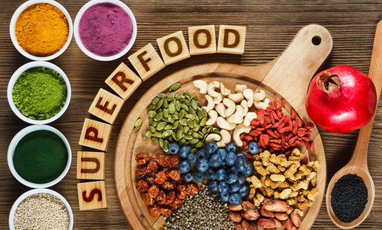 With SuperFoods how to Fix Your Diet?