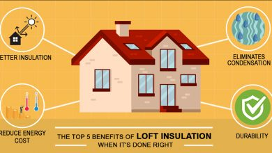 Photo of The Top 5 Benefits of Loft Insulation When It's Done Right