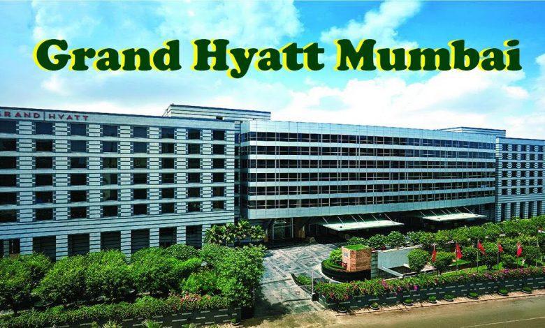 book a stay at the Grand Hyatt Mumbai