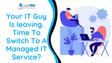 Photo of Your IT Guy Is leaving? Time To Switch To A Managed IT Service?