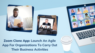 Photo of Zoom Clone App: Launch An Agile App For Organizations To Carry Out Their Business Activities