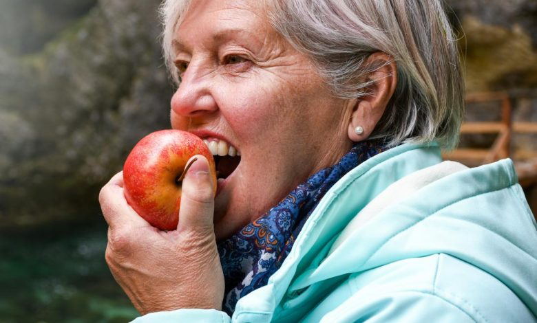 Andrea introduces cancer-fighting foods