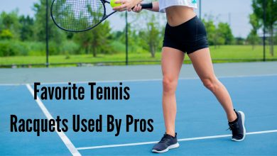 Photo of Favorite Tennis Racquets Used By Pros