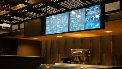 Photo of How To Design The Perfect Digital Menu Board – A Guide To Designing Digital Menu Boards.
