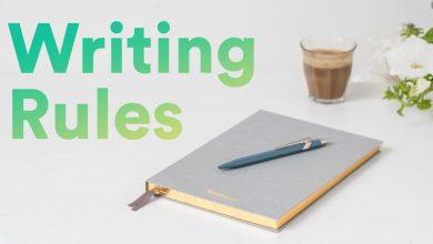 Photo of Writing numbers – three simple tricks