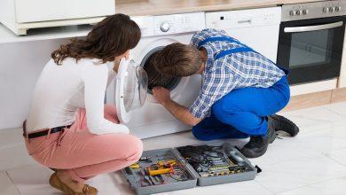 Photo of washing machine repairs in Preston