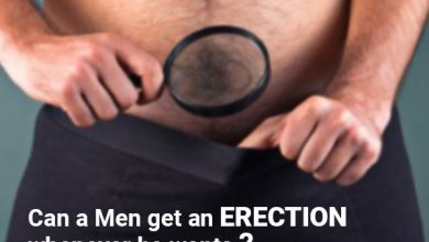 Photo of Possible ways for a man to get an erection whenever he wants