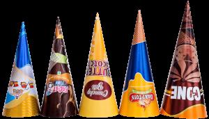 ice cream cone suppliers